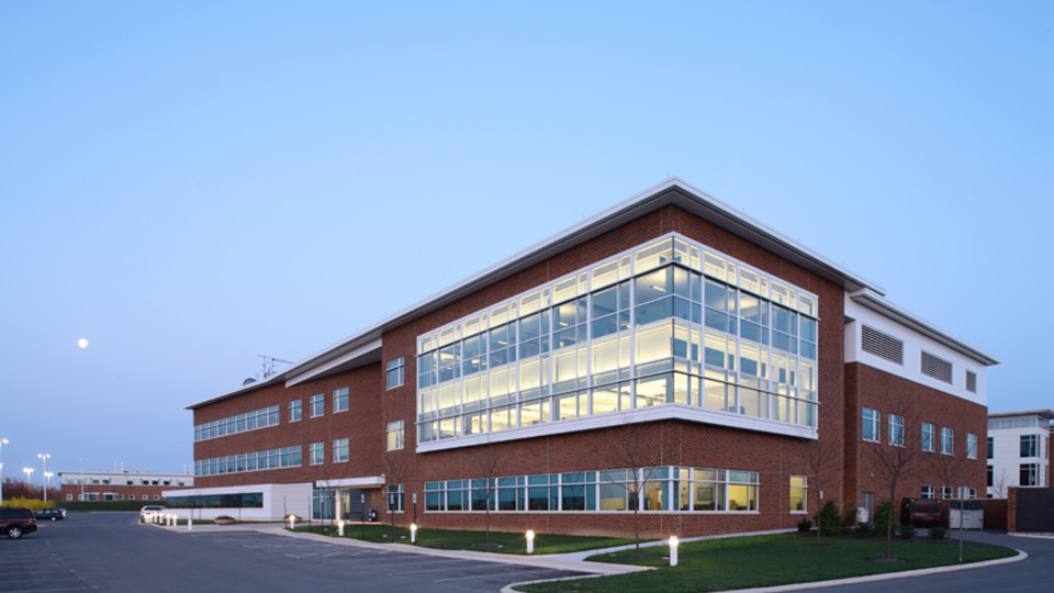 Outreach Innovation Building