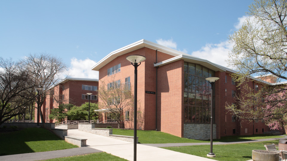 PSU North Halls
