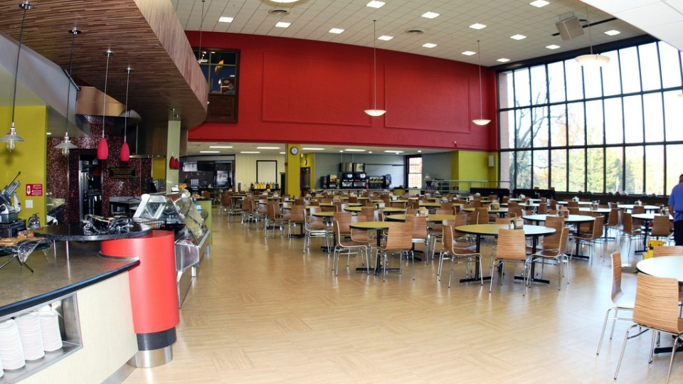 JC Ellis Dining Hall